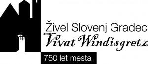 Vivat, 750 let Slovenj Gradca, logotip-3